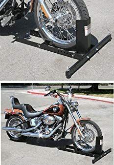 U S General Motorcycle Stand Wheel Chock Review Motorcycle
