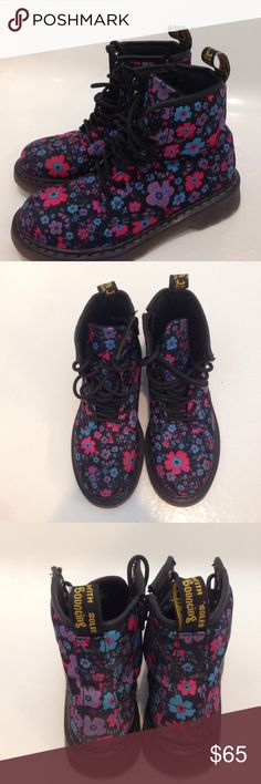 Dr.Martens Delaney Dr. Martens Delaney shoes! Great condition! Worn twice! Dr. Martens Shoes Boots
