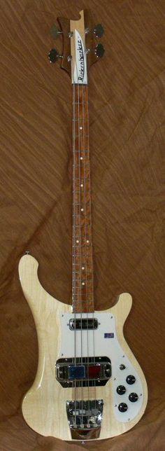 Rickenbacker 4003 C64