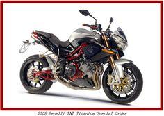 2008 Benelli TNT Titanium Special Order