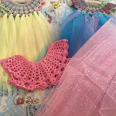 Ravelry: Fairy Dress Crocheted Yoke pattern by Bessie PC                                                                                                                                                                                 More
