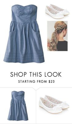"""Untitled #4492"" by abigailloveschocolate ❤ liked on Polyvore featuring Mossimo and Accessorize"