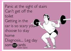 Leg Day!!
