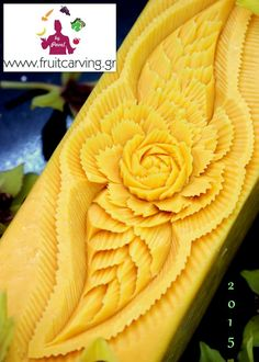 Cheese carving 2015