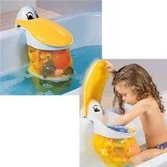 Baby Bath Toy Holder Tidy Storage Net Organiser Bag in Baby, Baby Bathing/Grooming, Bath Toys Bath Toys For Toddlers, Kids Toys, Bath Toy Storage, Mermaid Bathroom, Baby Bath Toys, Kits For Kids, Children Images, T Rex, Boy Room