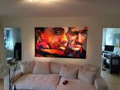 In situation on Behance Lovers Art, Behance, Portrait, Gallery, Inspiration, Home Decor, Paintings, House, Ideas