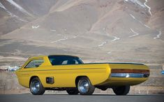 Custom cars are great examples of living life on the wild side. Take a look at the pioneers of this creative industry, whose imaginations have transformed the entire automotive industry. For more a...