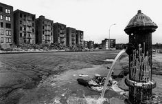 South Bronx 1980s - saved for a while, don't remember who took this