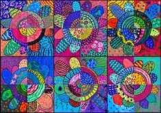 56 Ideas collaborative art projects for kids murals squares for 2019 Collaborative Art Projects For Kids, Collaborative Mural, Group Art Projects, Art Projects For Teens, Design Poster, Art Design, Murals For Kids, Art For Kids, Square 1 Art