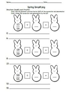 Add Unit Fractions with Models and Equations Worksheet