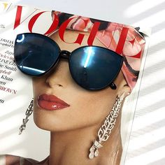Still gotta get that vitamin D babby!  Check out our wide range of sunglasses. Available to order online. Cat Eye Sunglasses, Mirrored Sunglasses, Range, Bird, Check, Shopping, Fashion, Moda, Cookers
