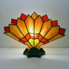 Flame Fan Lamp Price: $55. Enter coupon code PIN10 at checkout from colorandlight shop to get 10% off your total purchase.