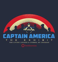 Captain America: The Exhibit