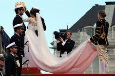 Mariage de Carl Philip de Suède et Sofia - Sofia, une mariée ...