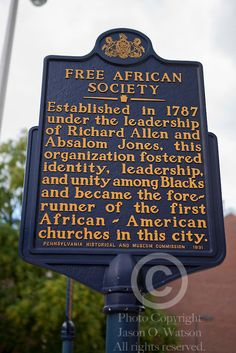 images of historical african american markers by state | ... African-American churches in this city. Pennsylvania Historical and