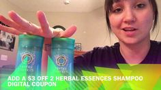 How to get FREE Herbal Essences Shampoo...and where to get it!