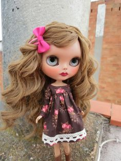 Blythe clothes. A dress perfect for an afternoon in by NoainClouds, $22.20