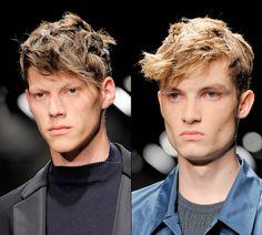 Men's hairstyles in 2014: hair trends & hair cuts.