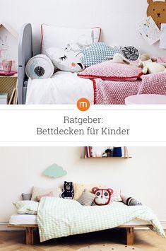 Ratgeber: Bettdecken Für Kinder | Ab Wann Brauchen Kinder Eine Eigene  Bettdecke? Und Wie
