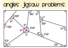 angles jigsaw project