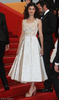 Audrey Tautou 'Therese Desqueyroux' film premiere and closing ceremony, 65th Cannes Film Festival, France 05.12