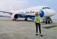 Praktikum in China - Zhejiang Loong Airlines Co. In China, Aircraft, Air Airlines, Chinese, Aviation, Planes, Airplane, Airplanes, Plane