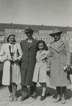 Het hele gezin Frank 1941