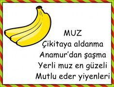 Turkish Lessons, Was Ist Pinterest, Turkish Language, Pasta, Nursery Rhymes, Eminem, Kids Learning, Activities For Kids, Preschool