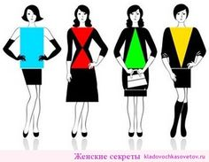 Как скорректировать фигуру при помощи одежды