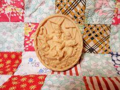 Nativity Pin Vintage Nativity Brooch by LuckyPennyTrading on Etsy
