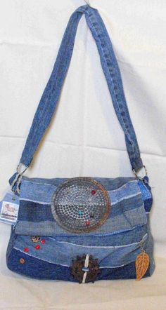 Upcycled clothing purse, 2013, Kat Prances Studio (picture only)