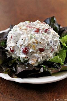 Jam Hands: Neiman Marcus Chicken Salad
