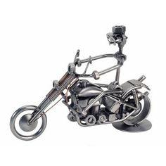 H & K SCULPTURES Motorcycle Chopper Motor