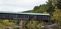 I miss the covered bridges.