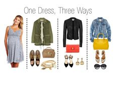 Learn to style one dress three different ways!