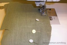 Sewing tips from Nancy Zieman