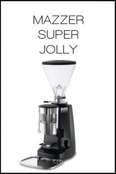 MAZZER SUPER JOLLY   OttenCoffee - Mesin Kopi , Coffee Grinder , Barista Tools , Kopi Indonesia