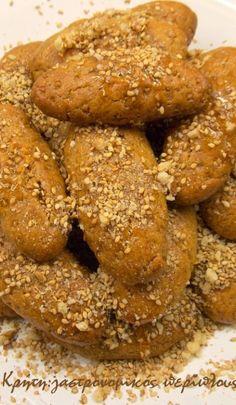 Cyprus Food, Greek Cookies, Greek Pastries, Cookie Recipes, Dessert Recipes, Biscotti Cookies, Greek Recipes, Pretzel Bites, French Toast