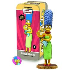 Simpsons Classic Marge Simpson Character Figure