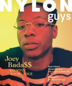 Our brother-publication @nylonguysmag is officially back! And we're so exited to share their March cover featuring @joeybadass  BUT WAIT THERE'S MORE... Joey will be doing a secret performance in Soho TODAY to celebrate the cover and you can attend! Follow @nylonguysmag for the details on how and where. photographer: @monimogi // stylist: @matthew.henson // grooming by @thehairartiste // special thanks to: @driftstudionyc  via NYLON MAGAZINE OFFICIAL INSTAGRAM - Celebrity  Fashion  Haute…