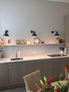Keukenverlichting op maat voor klant - Verlichting van Toen