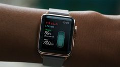 What if the watch on your wrist could tell you more than just the time? Smart watches are emerging as the next wave of digital technology, and there's already one potential automotive application for them. DON'T MISS: Tesla P85D Highlights Why EPA Range Ratings Are Inconsistent & Confusing For...