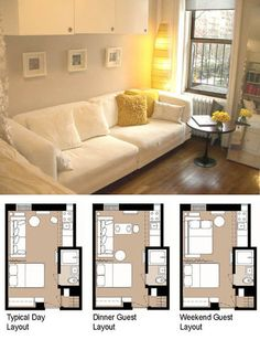 Seating01a Rect540 Apartment Layout Studio Living Tiny Apartments Therapy Design