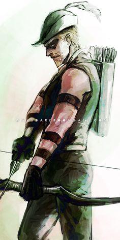 Green Arrow by ~a1040280 on deviantART