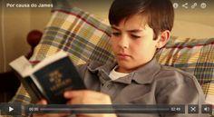 "Vídeo novo ""Por causa do James"".   https://www.lds.org/media-library/video/2013-08-105-because-of-james?lang=por     #familysearch #historiadafamilia #EncontreLeveEnsie"