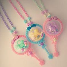 Baby Pink Parfait fairy kei