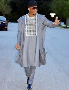 Pamilerin African agbada set, matching shirt and pant/African clothing / African men clothing / wedding suit/groom suit/valentine's gifts - AFRICAN MEN FASHIONS - African Male Suits, African Wear Styles For Men, African Dresses Men, African Attire For Men, African Clothing For Men, African Shirts, African Clothes, African Style, Nigerian Men Fashion