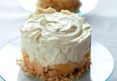Cheesecake aux poiresLire la recette du cheesecake aux poires Cake Aux Fruits, Cake & Co, Agar, Cheesecakes, Pudding, Candy, Sweet, Desserts, Food