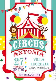 Invito circus
