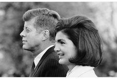1963. 13 Novembre. Jack et Jackie